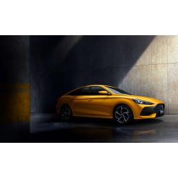 Автомобільна акустична система Yamaha забезпечить чудове звучання музики в салоні нової моделі MG MG5