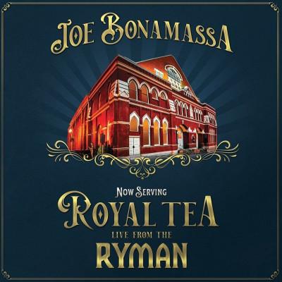 Виниловый диск Joe Bonamassa: Now Serving:Royal Tea Liv /2LP