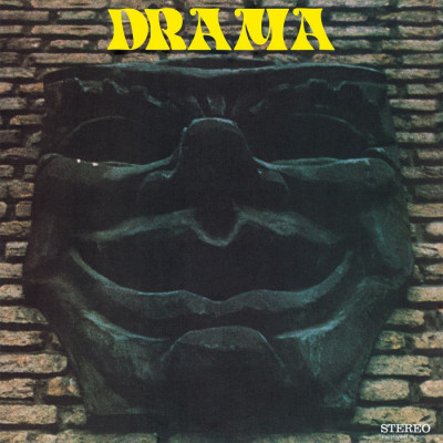 Виниловый диск LP Drama Drama: Drama -Coloured/Hq (180g)