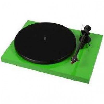 Pro-Ject Debut Carbon DC 2M-Red Green