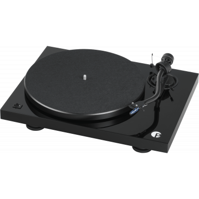 Pro-Ject Debut III S Audiophile Pick-IT 25A Black