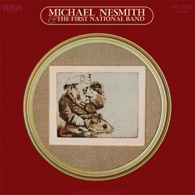 Виниловый диск LP Michael Nesmith: Loose Salute -Coloured (180g)
