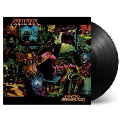 Виниловый диск LP Santana: Beyond Appearances -Hq (180g)