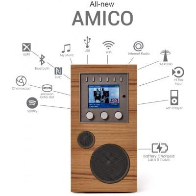 Como Audio Amico Teak