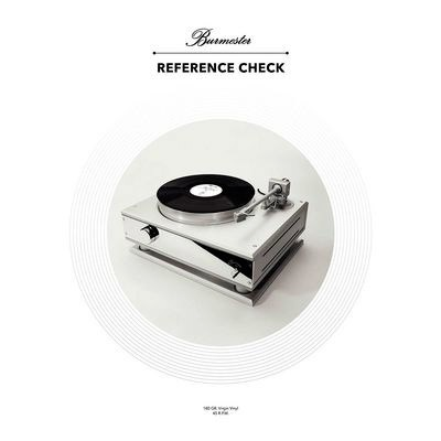 Виниловый диск LP Burmester Reference Check (45rpm)