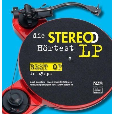 Виниловый диск LP Various: Die Stereo Hörtest Best Of (45rpm)