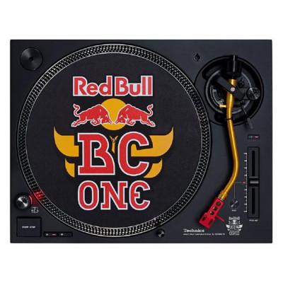 Technics SL-1210 MK7 Red Bull Black