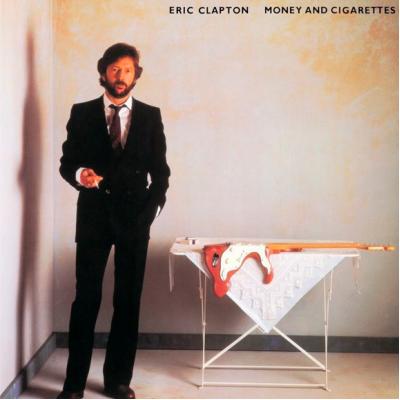 Виниловый диск LP Eric Clapton: Money And Cigarettes -Pd