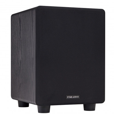 Fyne Audio F3.8 SUB Black Ash