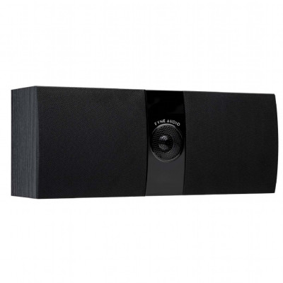 Fyne Audio F300LCR Black Ash