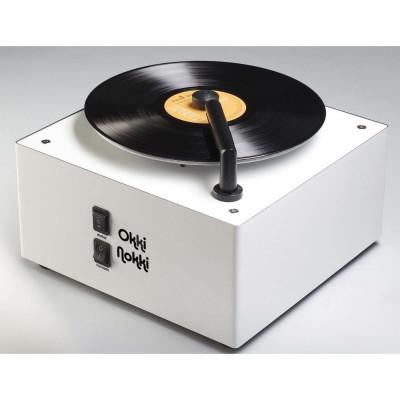 Okki Nokki RCM Record Cleaning Machine White