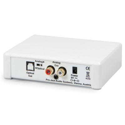 Pro-Ject Bluetooth Box E White