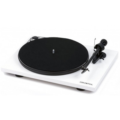 Pro-Ject Essential III OM10 White