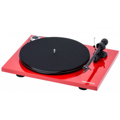Pro-Ject Essential III OM10 Red