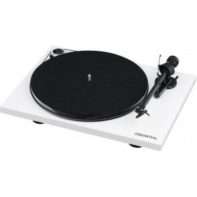 Pro-Ject Essential III Phono OM10 White