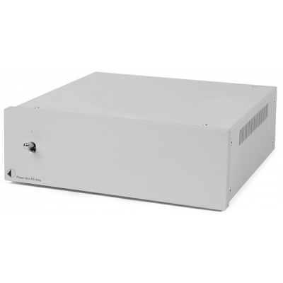 Pro-Ject Power Box RS Amp Silver