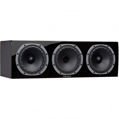 Fyne Audio F500C Piano Gloss Black
