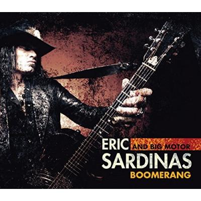 Вініловий диск LP Sardinas, Eric: Boomerang (180g)