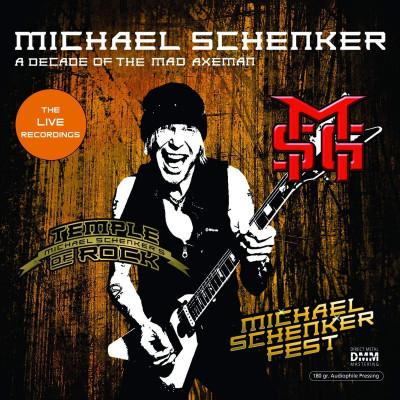 Виниловый диск LP Schenker,Michael: A Decade (Studio)