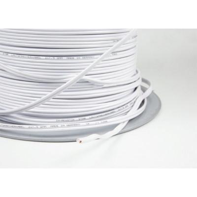 Inakustik Star LS-Kabel 2 x 1,5 mm² white 200m