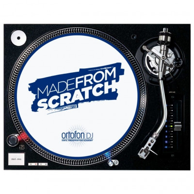 Ortofon DJ Made From Scratch slipmat