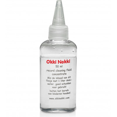Okki Nokki RCF record cleaning fluid, concentrated for 1 ltr.