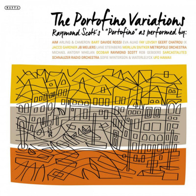 Виниловый диск 2LP Raymond Scott: Portofino Variations -Hq (180g)