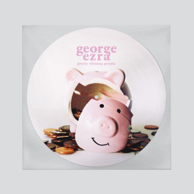 "Виниловый диск LP 12"" George Ezra: 7-Pretty Shining People"