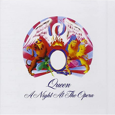 Виниловый диск LP Queen: A Night At The Opera -Hq