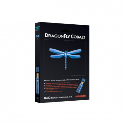 AUDIOQUEST DRAGONFLY COBALT EU