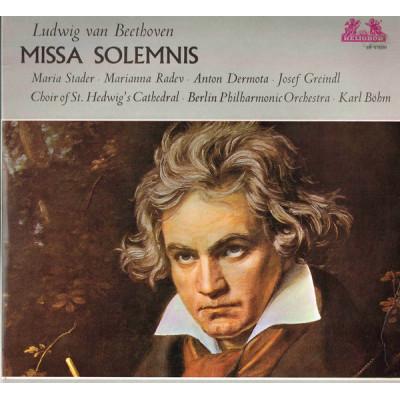 Вініловий диск 2LP Ludwig Van Beethoven: Missa Solemnis
