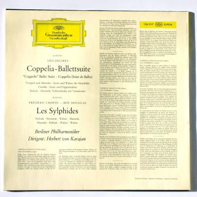 Вініловий диск LP Delibes / Chopin: Ballet Suite & Les .. -Hq