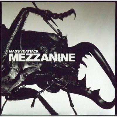 Виниловый диск Massive Attack: Mezzanine -Ltd /2LP