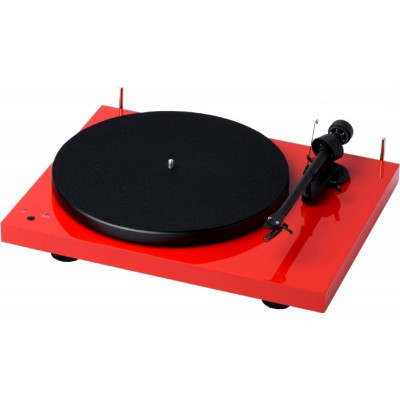 Pro-Ject Debut Recordmaster OM5e Red