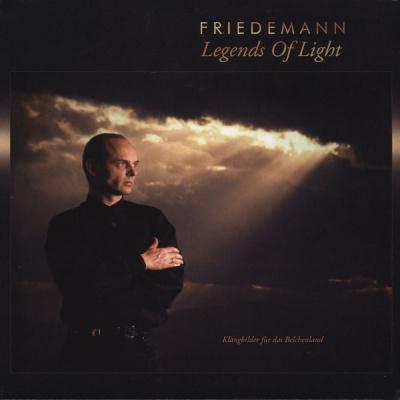 Вініловий диск LP Friedemann: Legends Of Light