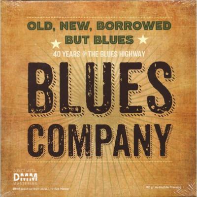 Виниловый диск LP Blues Company: Old, New, Borrowed