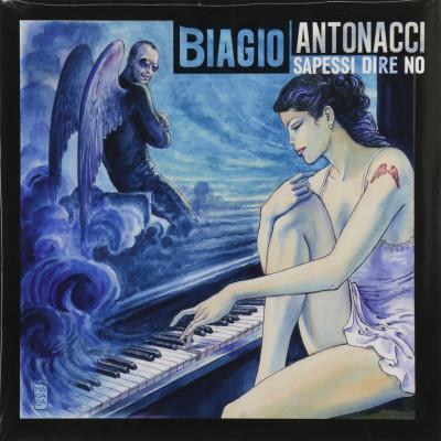 Виниловый диск Antonacci Biagio: Sapessi Dire No -Ltd