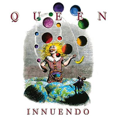 Виниловый диск 2LP Queen: Innuendo -Hq/Ltd