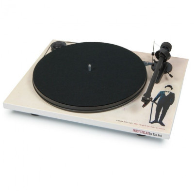 Pro-Ject Art Essential II White Demon OM5e