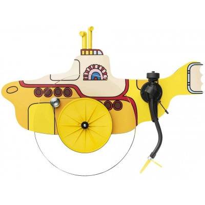 Pro-Ject Art The Beatles Yellow Submarine DC Sonar